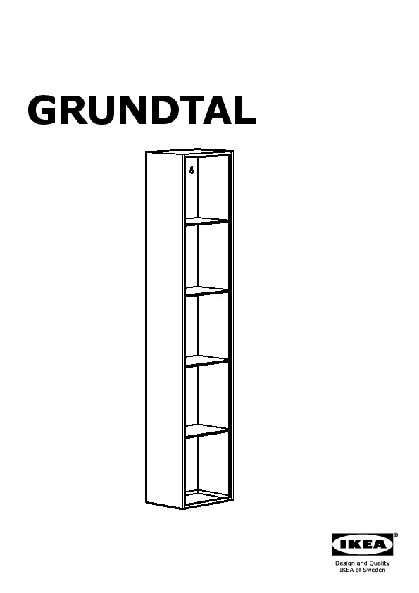 GRUNDTAL Wall shelf stainless steel (IKEA United Kingdom)   IKEAPEDIA