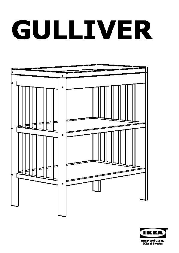 Gulliver Table A Langer Blanc Ikea Belgium Ikeapedia