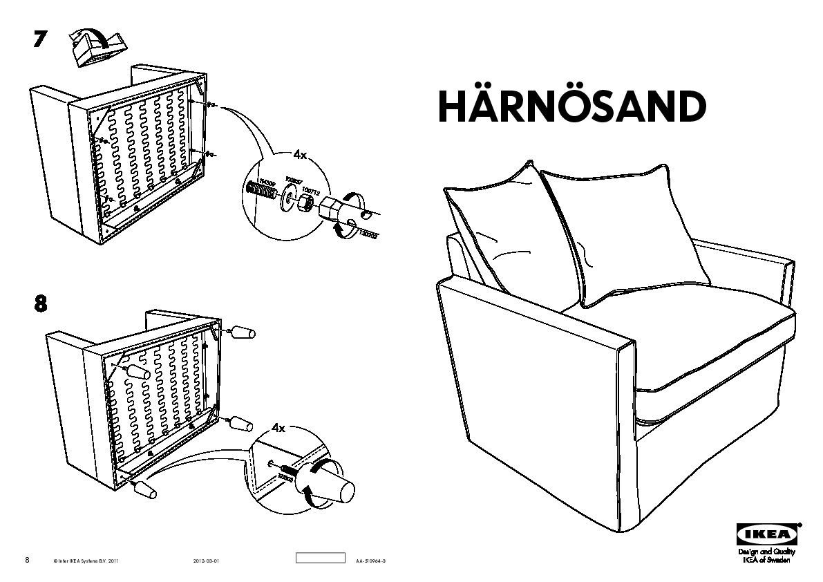 Awe Inspiring Harnosand Chair Olstorp Dark Gray Ikea United States Interior Design Ideas Jittwwsoteloinfo