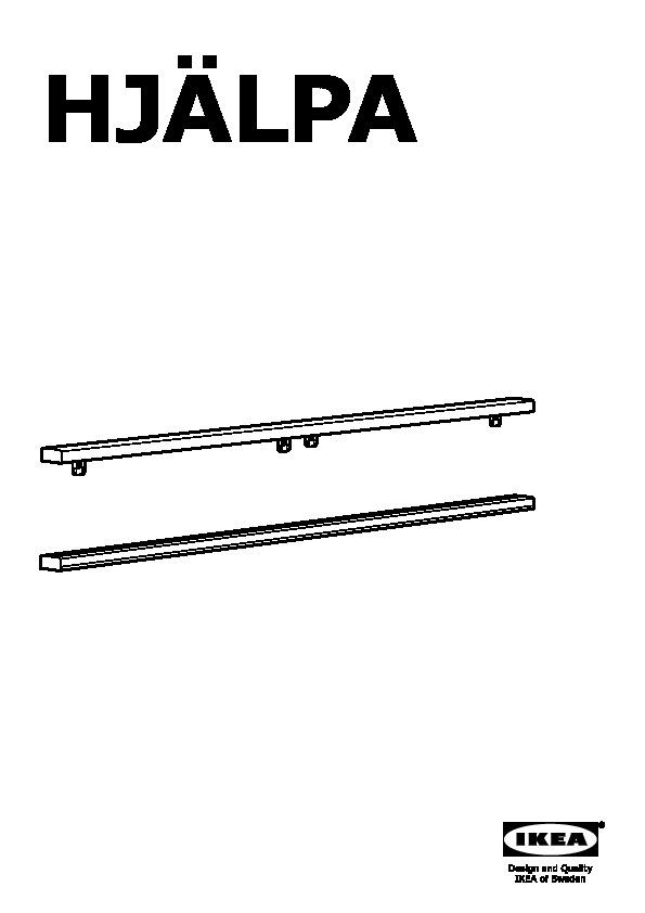 Binari Per Ante Scorrevoli Ikea.Skrova Anta Scorrevole Con Binario Skrova Betulla Ikea Italy