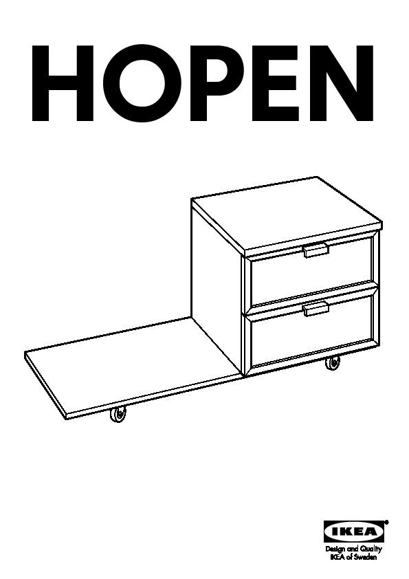 Hopen Brun Chevet Table CanadafrenchIkeapedia Noirikea 80wnmvNPyO