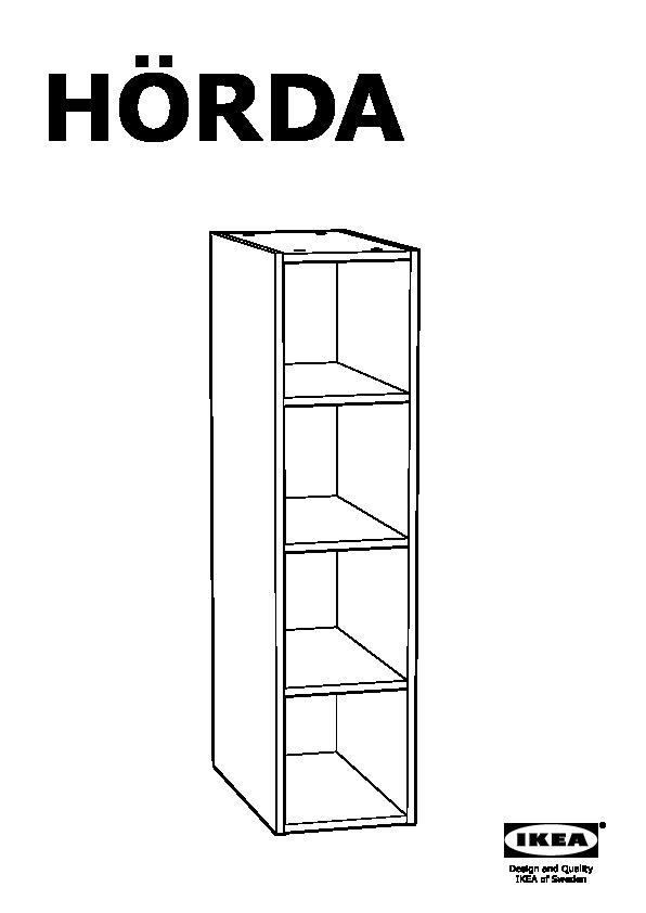 Hörda Mobile A Giorno Bianco Ikea Italy Ikeapedia