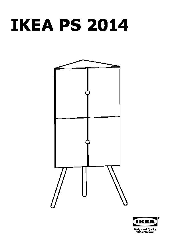 ikea ps 2014 corner cabinet pink ikea united states ikeapedia. Black Bedroom Furniture Sets. Home Design Ideas