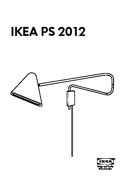 ikea ps 2012 lampe murale led blanc ikea france ikeapedia. Black Bedroom Furniture Sets. Home Design Ideas