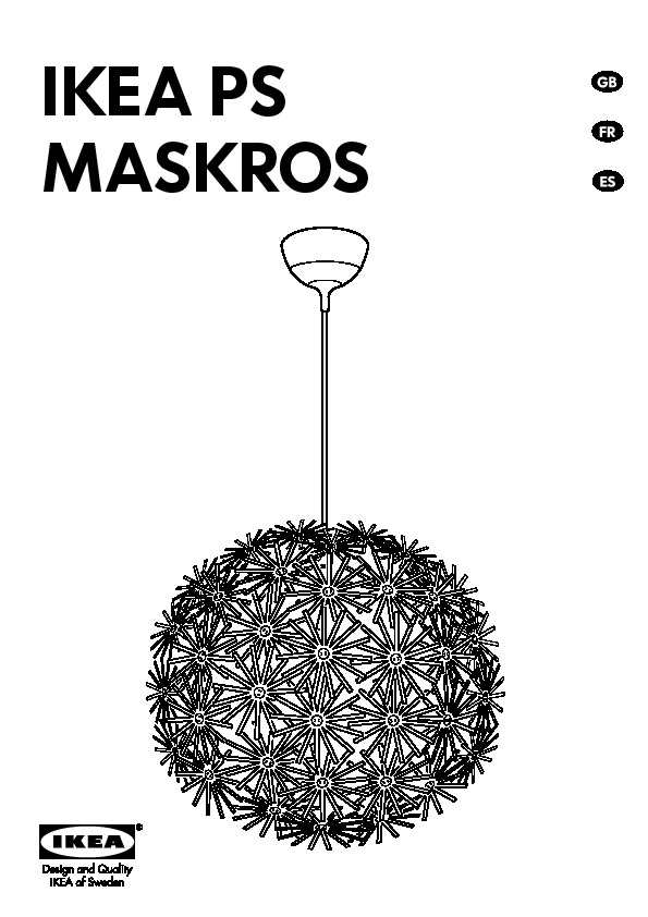 ikea ps maskros pendant lamp ikea united states ikeapedia. Black Bedroom Furniture Sets. Home Design Ideas