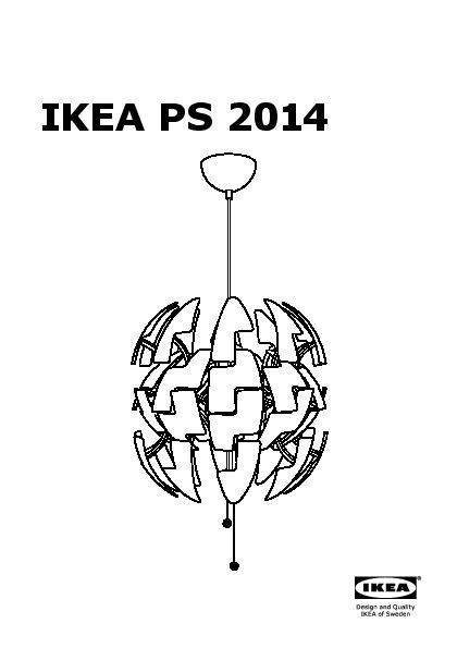 IKEA PS 2014 Suspension