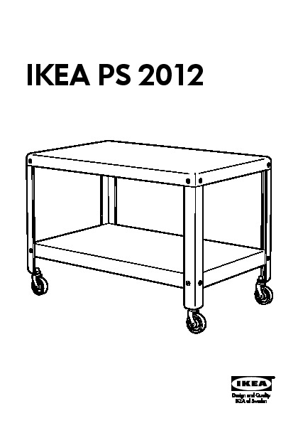 ikea ps 2012 table basse blanc ikea france ikeapedia. Black Bedroom Furniture Sets. Home Design Ideas