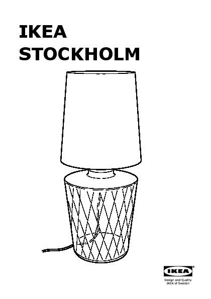 trendy ikea stockholm lampe de table with lampe verre ikea. Black Bedroom Furniture Sets. Home Design Ideas