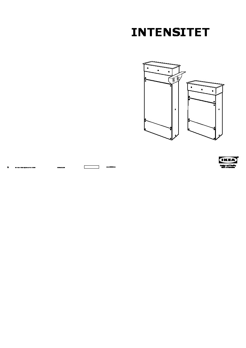 Intensitet Prise Double Escamotable Ikea France Ikeapedia