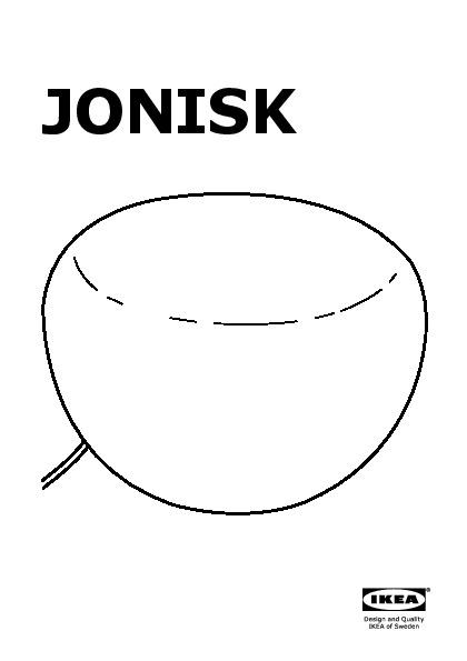 JONISK Floor table lamp white (IKEA United Kingdom