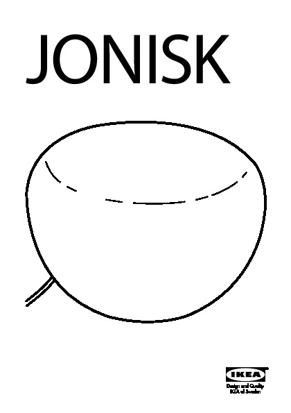 JONISK Lampadaire lampe de table blanc (IKEA France