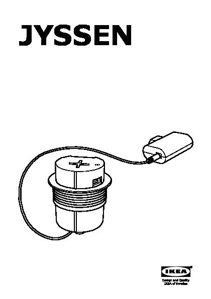 Jyssen Wireless Charger Ikea Canada English
