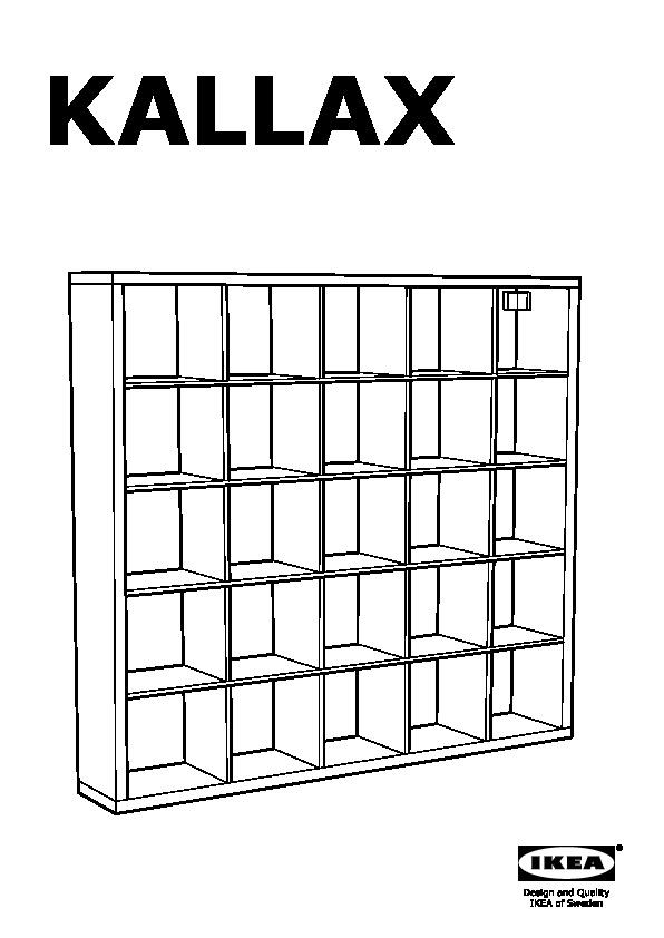 Kallax Shelving Unit Birch Effect Ikea Canada English Ikeapedia