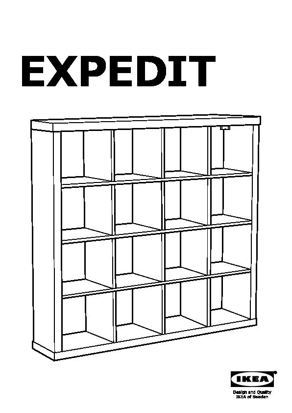 Kallax Shelf Unit With 8 Inserts Birch Effect Ikea Canada English