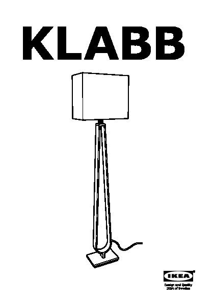 klabb floor lamp ikea. KLABB Floor Lamp Klabb Ikea