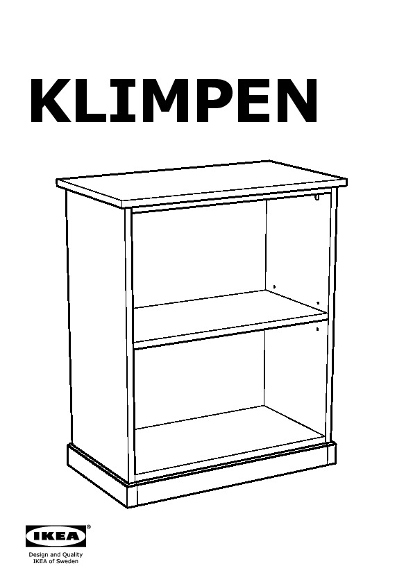 klimpen table avec rangement noir ikea france ikeapedia. Black Bedroom Furniture Sets. Home Design Ideas