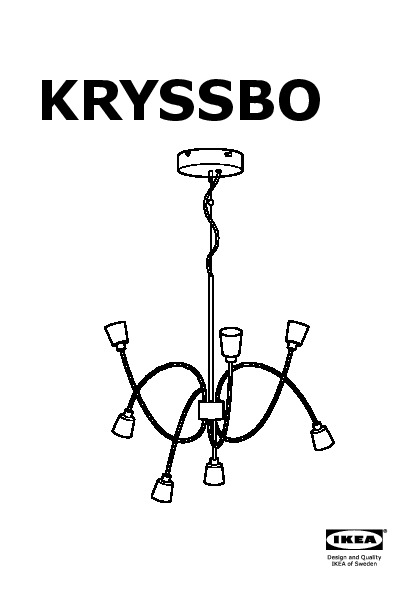 PlatedWhiteikea Kryssbo Pendant Nickel Lamp United Kingdom WH9ID2EY