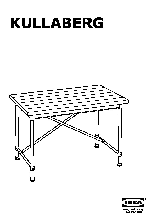 kullaberg bureau pin noir ikea france ikeapedia. Black Bedroom Furniture Sets. Home Design Ideas