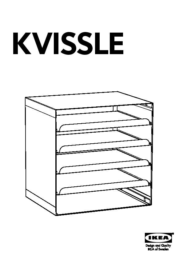 kvissle corbeille courrier blanc ikea france ikeapedia. Black Bedroom Furniture Sets. Home Design Ideas