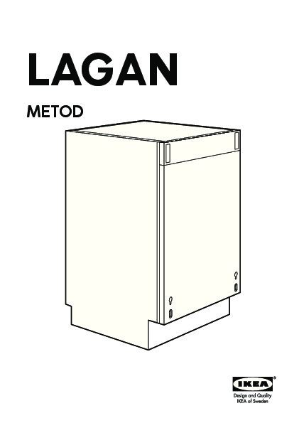 lagan lave vaisselle int gr a blanc ikea france ikeapedia. Black Bedroom Furniture Sets. Home Design Ideas