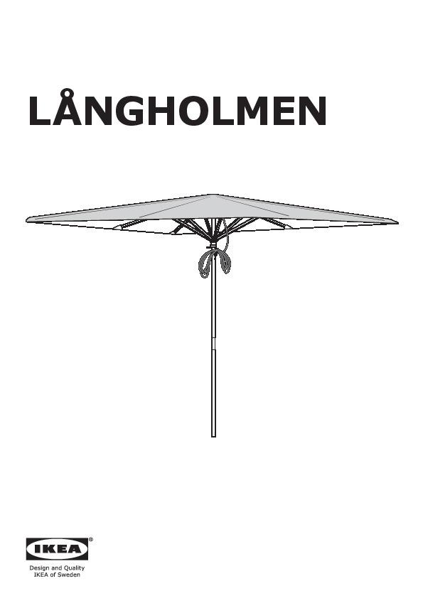 lngholmen parasol with tuinparasol ikea. Black Bedroom Furniture Sets. Home Design Ideas