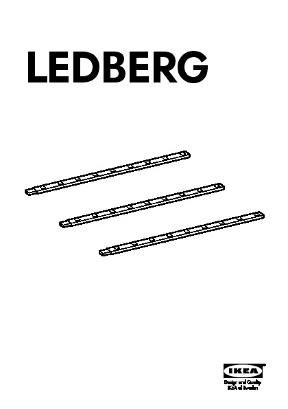 ledberg baguettes lumineuses led 3p blanc ikea france ikeapedia. Black Bedroom Furniture Sets. Home Design Ideas