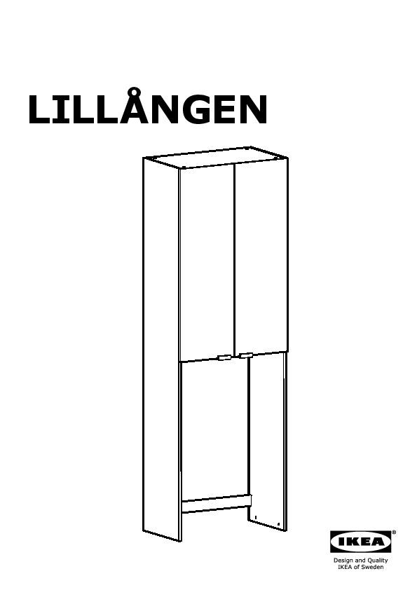 Lillången Mobile Per Lavatrice Bianco Ikea Italy Ikeapedia