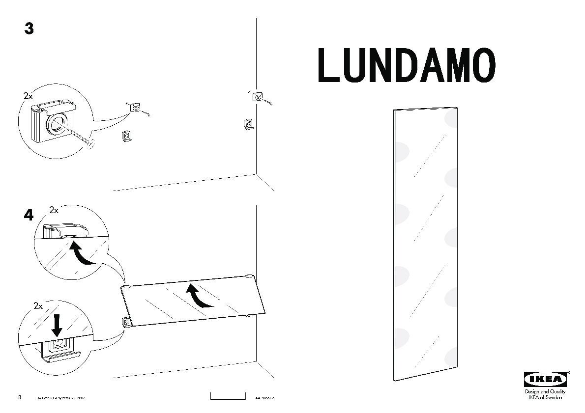 Lundamo Miroir Ikea France Ikeapedia