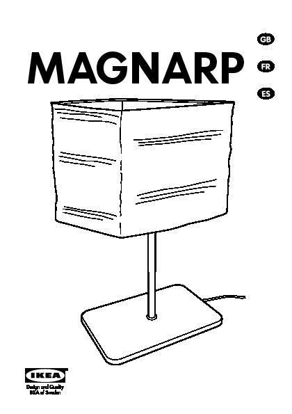 Magnarp Table Lamp Ikea United States Ikeapedia