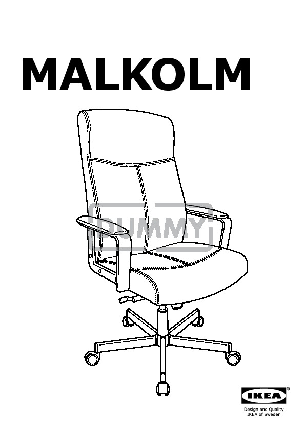 malkolm swivel chair black ikea united kingdom ikeapedia