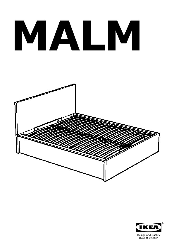 malm cadre lit rangement brun noir ikea france ikeapedia. Black Bedroom Furniture Sets. Home Design Ideas