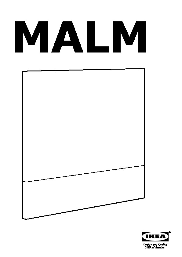 malm t te de lit brun noir ikea france ikeapedia. Black Bedroom Furniture Sets. Home Design Ideas