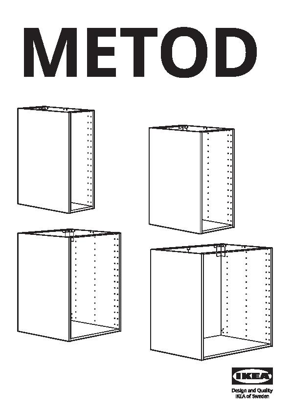METOD Structure élément bas