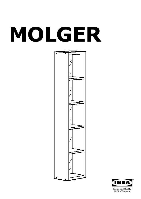Ikea Miroir Etageres : Molger Étagère avec miroir brun foncé ikea france