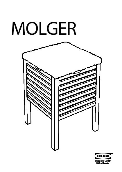 molger tabouret avec rangement bouleau ikea france ikeapedia. Black Bedroom Furniture Sets. Home Design Ideas