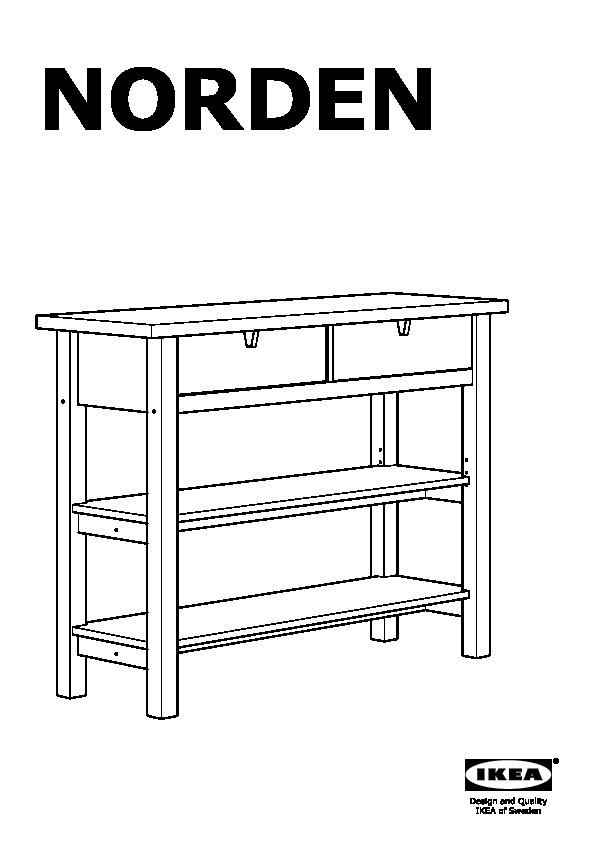 norden buffet noir ikea france ikeapedia. Black Bedroom Furniture Sets. Home Design Ideas