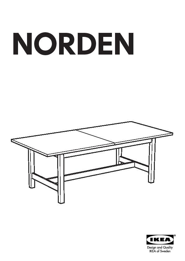 norden norrn s table et 8 chaises bouleau isunda gris ikea france ikeapedia. Black Bedroom Furniture Sets. Home Design Ideas