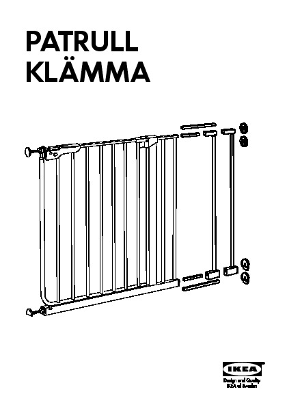 Ikea Patrull Fast Safety Gate Reviews Nazarm Com
