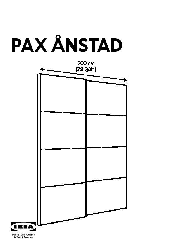 pax armoire portes coulissantes blanc nstad brillant blanc ikea canada french ikeapedia. Black Bedroom Furniture Sets. Home Design Ideas