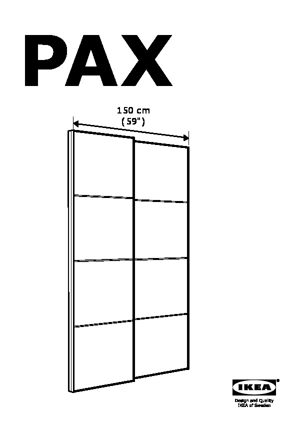 pax armoire penderie blanc sekken verre givr ikea france ikeapedia. Black Bedroom Furniture Sets. Home Design Ideas