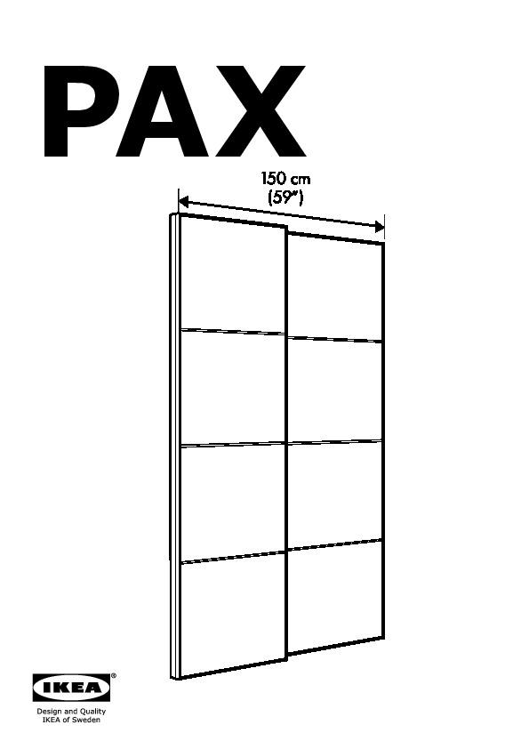pax armoire penderie blanc ikea france ikeapedia. Black Bedroom Furniture Sets. Home Design Ideas