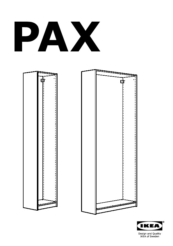 pax armoire penderie 3 portes blanc birkeland blanc ikea france ikeapedia. Black Bedroom Furniture Sets. Home Design Ideas