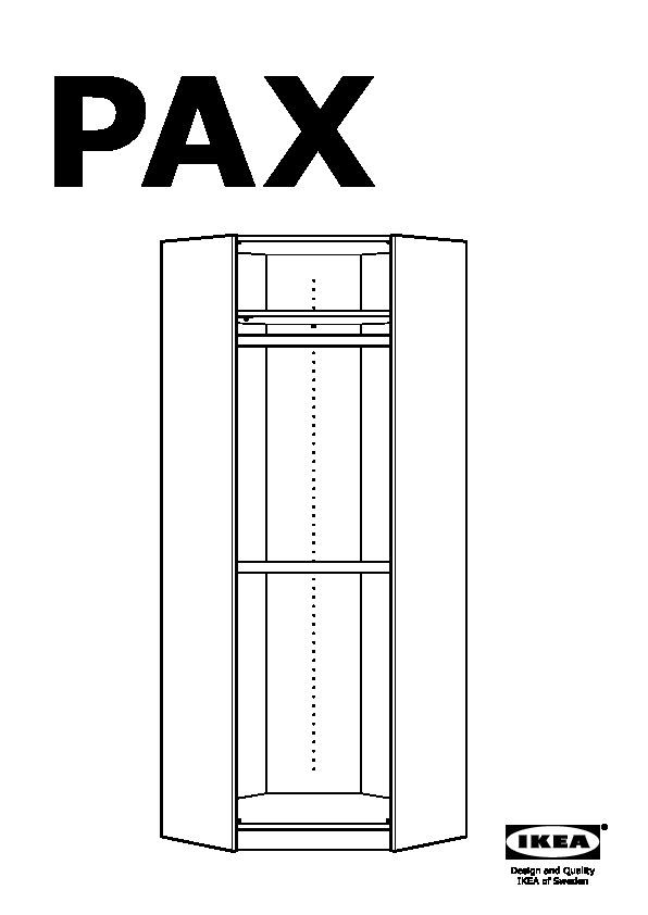 pax corner wardrobe black brown tyssedal white clear glass ikea united states ikeapedia. Black Bedroom Furniture Sets. Home Design Ideas