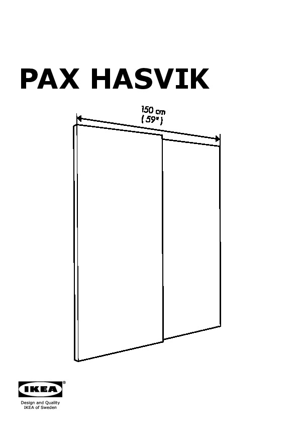 pax armoire pte coul blanc hasvik rouge ikea france ikeapedia. Black Bedroom Furniture Sets. Home Design Ideas