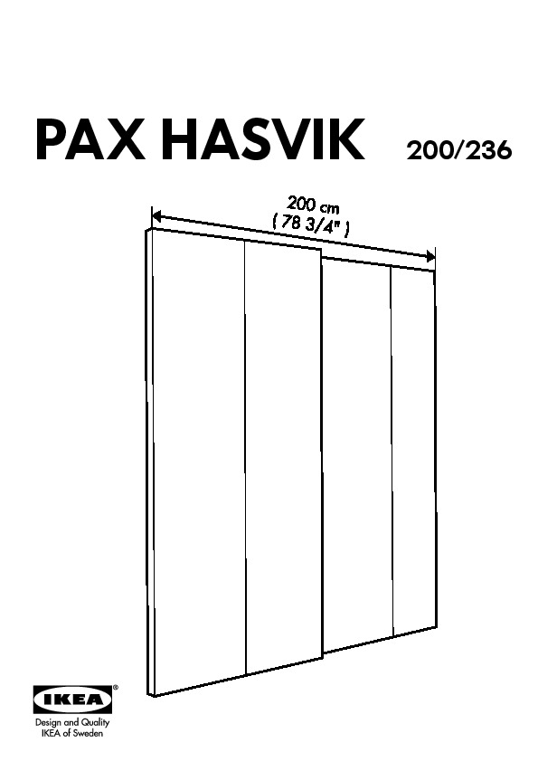 pax armoire penderie blanc hasvik blanc ikea france ikeapedia. Black Bedroom Furniture Sets. Home Design Ideas