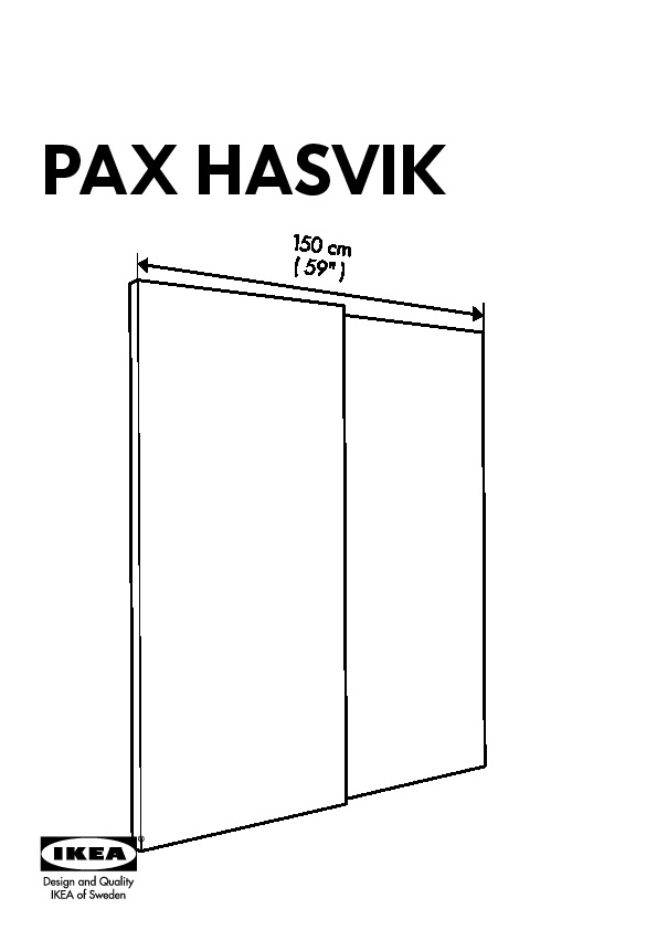 "Ikea pax wardrobe frame 30x23x93"" furniture download user guide."