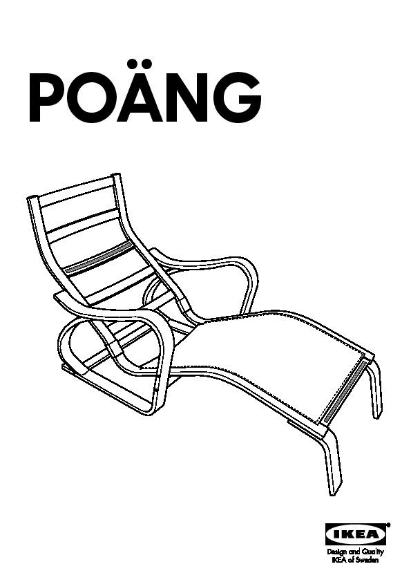 po ng fauteuil de relaxation plaqu bouleau ikea france ikeapedia. Black Bedroom Furniture Sets. Home Design Ideas