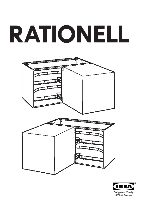 Faktum élt Bas Angleaménagement Coul Ulriksdal Chêne Ikea