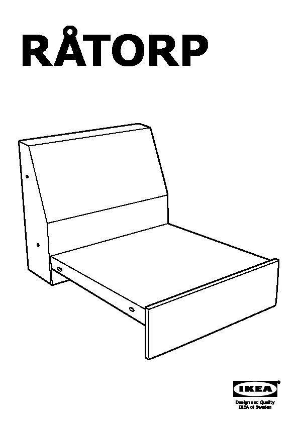 RÅTORP structure module 1 place