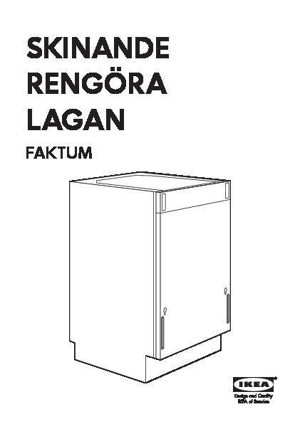 reng ra integrated dishwasher grey ikea united kingdom ikeapedia. Black Bedroom Furniture Sets. Home Design Ideas